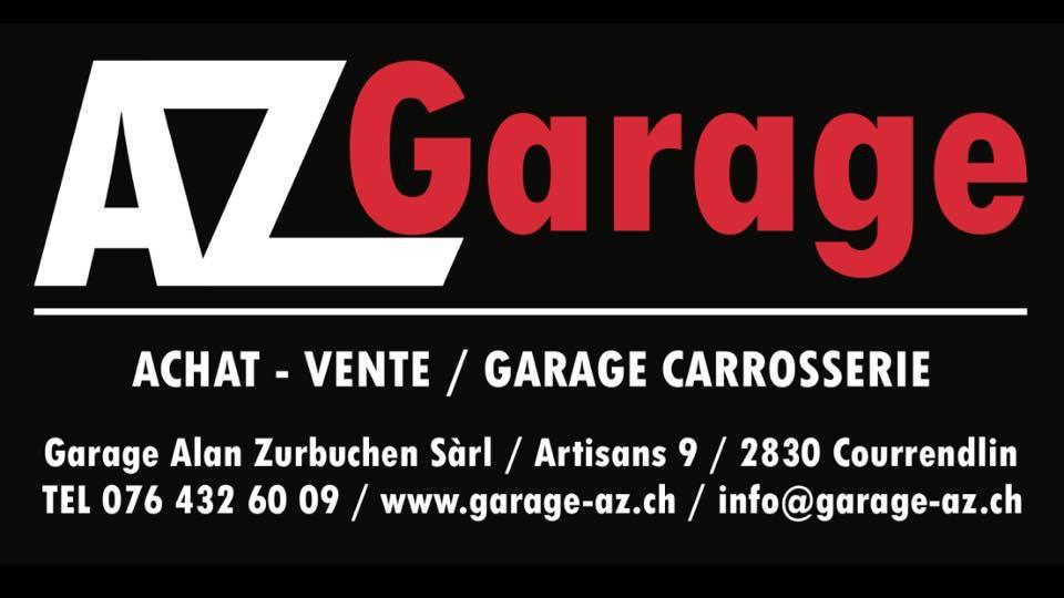 Garage Alan Zurbuchen Sàrl logo