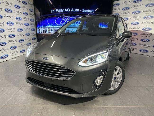 saloon Ford Fiesta 1.0 EcoB 125 Titanium X