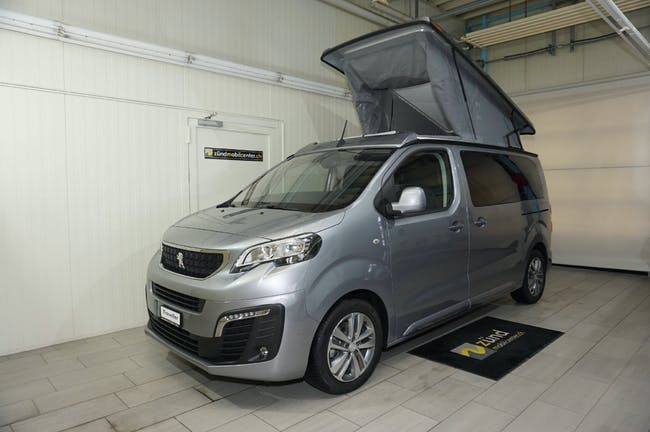 Peugeot Traveller Std.2.0 BHDi 150 Act.S/S LEIMO 350 km CHF58'315 - acheter sur carforyou.ch - 1