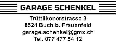 Garage Schenkel logo
