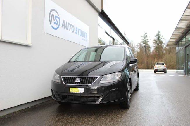 SEAT Alhambra 2.0 TDI 140 Reference DSG S/S 103'400 km CHF17'400 - buy on carforyou.ch - 1