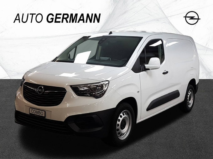 Opel Combo Cargo 2.4 t L2 H1 1.2 Enjoy S/S 1'500 km 17'480 CHF - buy on carforyou.ch - 1