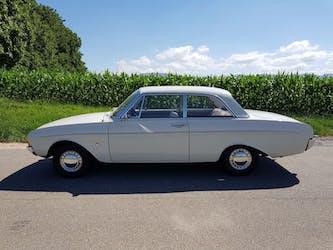 """Ford Taunus 17m P3 """"de Luxe"""" 143'015 km CHF16'000 - acheter sur carforyou.ch - 2"""