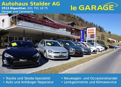 Autohaus Stalder AG logo