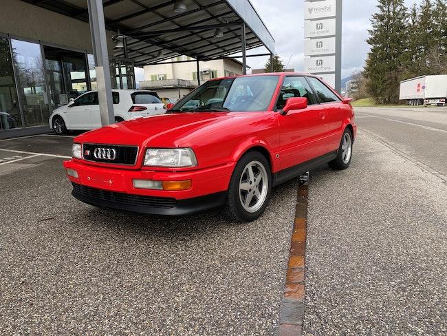 Audi RS2 Coupé S2 quattro Turbo 81'000 km CHF49'800 - acheter sur carforyou.ch - 1