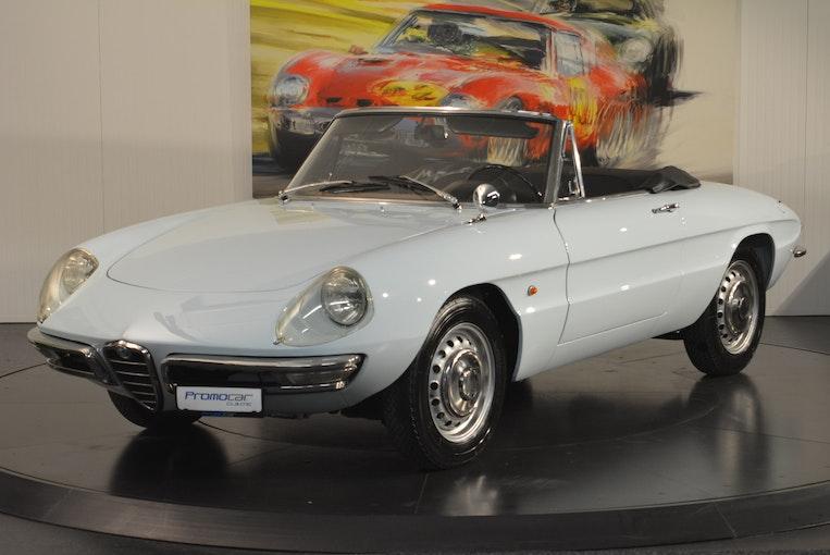 Alfa Romeo Spider 500 km CHF99'800 - acquistare su carforyou.ch - 1