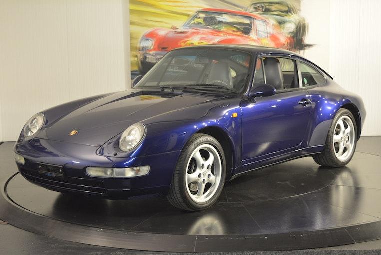 Porsche 911 Coupé 3.6 Carrera 2 68'800 km CHF84'911 - acquistare su carforyou.ch - 1