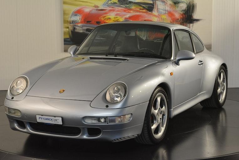 Porsche 911 Coupé 3.6 Carrera 4S 112'800 km CHF108'911 - acquistare su carforyou.ch - 1