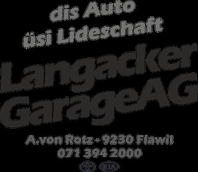 Langacker Garage AG logo