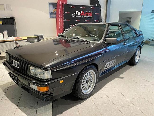 Audi QUATTRO Turbo 20V 40'050 km 124'000 CHF - acquistare su carforyou.ch - 1