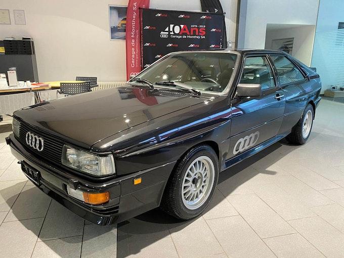 Audi Coupé quattro quattro Turbo 20V 40'050 km CHF124'000 - kaufen auf carforyou.ch - 1