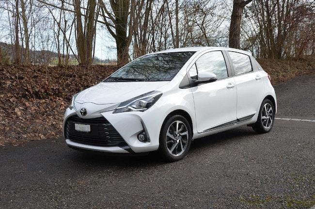 Toyota Yaris 1.5 VVT-iE Trend 12'400 km CHF17'990 - acheter sur carforyou.ch - 1