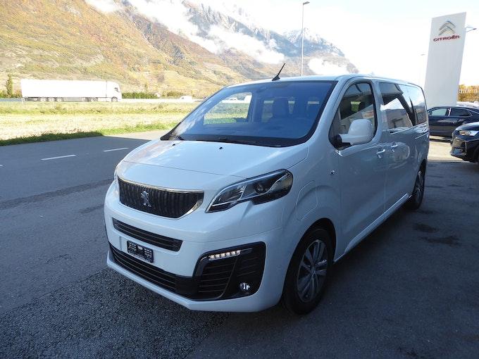 Peugeot Traveller e-Traveller 50 Allure Standard 1 km CHF59'900 - buy on carforyou.ch - 1