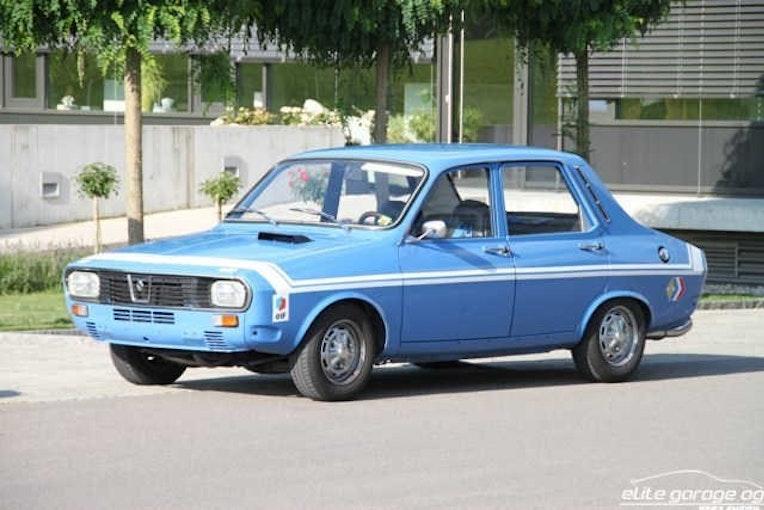 Renault R12 Gordini 14'873 km CHF34'800 - buy on carforyou.ch - 1