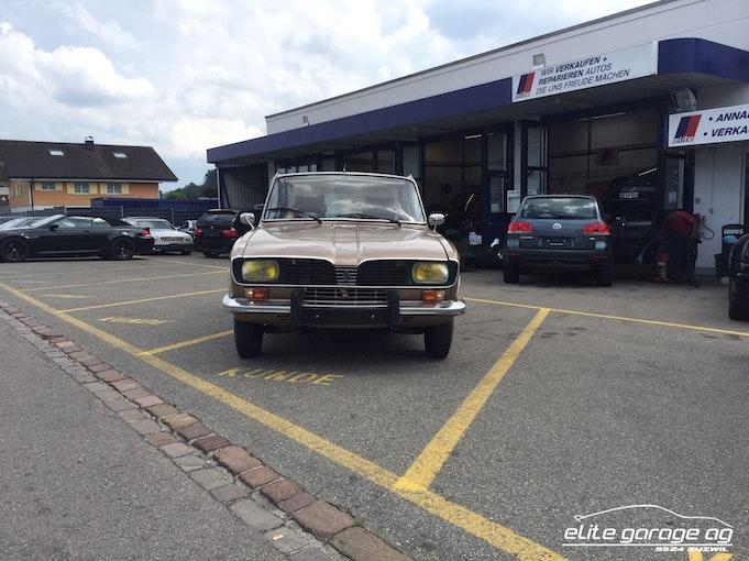 Renault R16 TL 98'000 km CHF14'800 - acquistare su carforyou.ch - 1