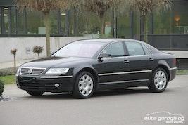 VW Phaeton 3.0 TDi V6 4M 48'300 km CHF17'800 - buy on carforyou.ch - 2