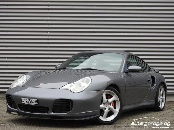 Porsche 911 Turbo 80'250 km CHF49'800 - kaufen auf carforyou.ch - 1
