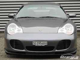Porsche 911 Turbo 80'250 km CHF49'800 - kaufen auf carforyou.ch - 2