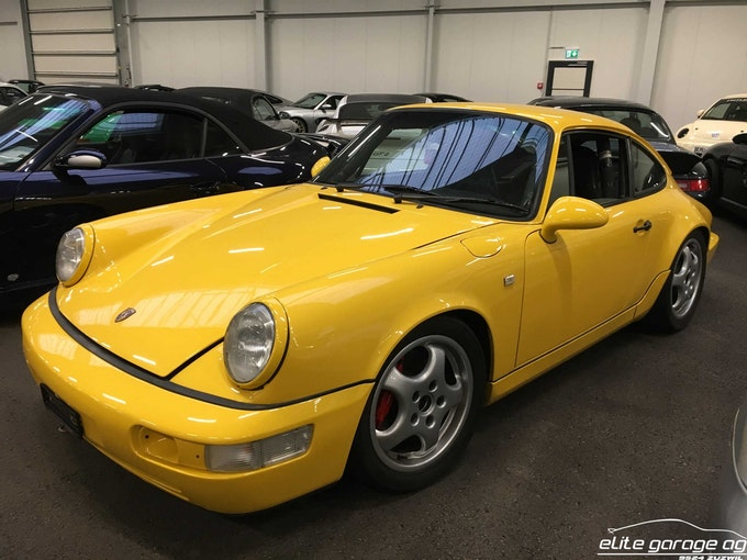 Porsche 911 Carrera RS 123'000 km CHF189'800 - acquistare su carforyou.ch - 1