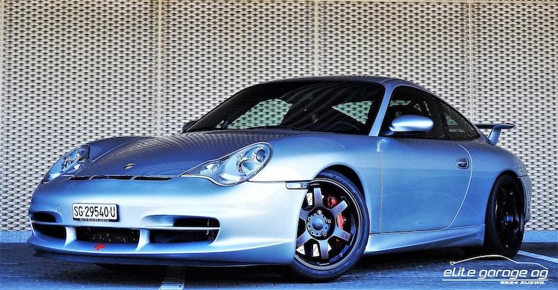 Porsche 911 GT3 CLUB-SPORT 36'000 km CHF89'800 - buy on carforyou.ch - 1