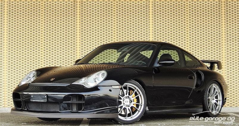 Porsche 911 GT2 SP Edition 54'100 km CHF119'800 - kaufen auf carforyou.ch - 1