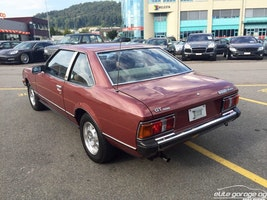 coupe Toyota Celica 1600 GT DOHC