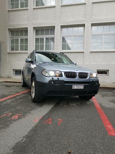 BMW X3 3.0d 160'000 km 6'000 CHF - kaufen auf carforyou.ch - 1