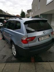 BMW X3 3.0d 160'000 km 6'000 CHF - kaufen auf carforyou.ch - 2