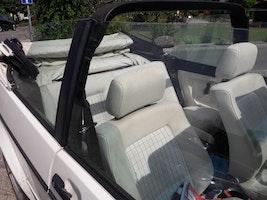 VW Golf Cabriolet 1800 GL Quartett/Special/White 229'000 km CHF6'500 - acquistare su carforyou.ch - 3