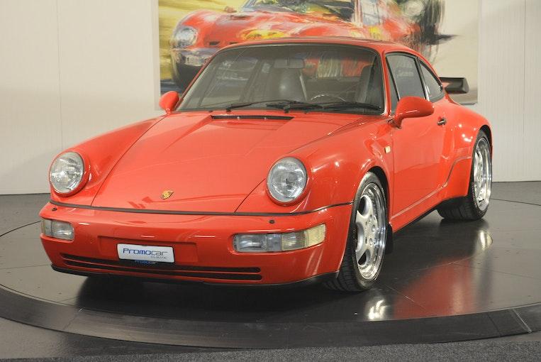Porsche 911 Coupé 3.6 Turbo 85'800 km CHF268'911 - acquistare su carforyou.ch - 1