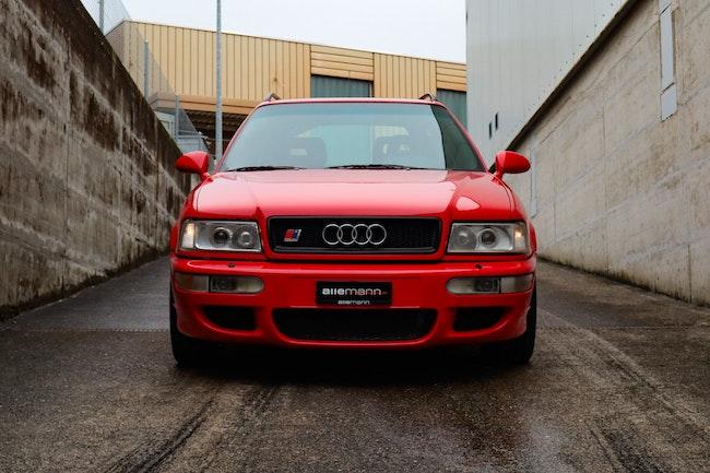 Audi RS2 80 Avant RS2 168'000 km 69'800 CHF - buy on carforyou.ch - 1