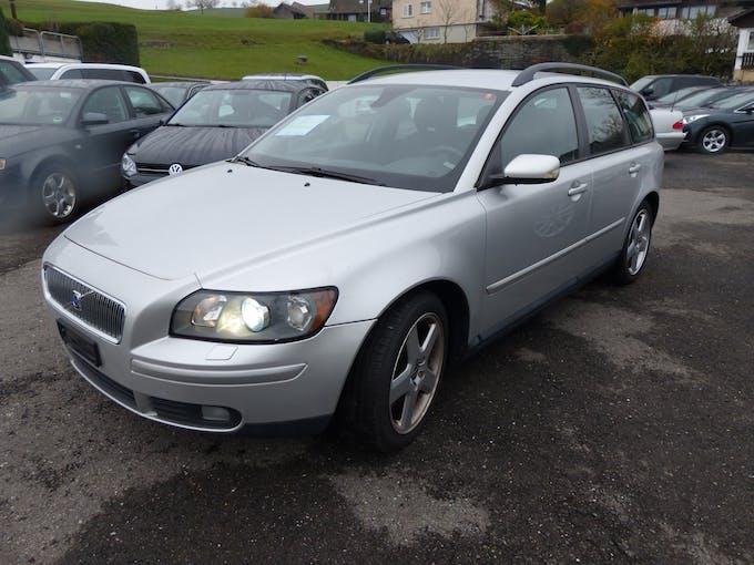 Volvo V50 2.0D 217'000 km CHF2'400 - buy on carforyou.ch - 1