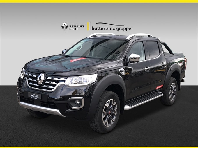 Renault Alaskan Pup 2.3 dCi 190 ICE Edition 4x4 CHF48'333 - acquistare su carforyou.ch - 1