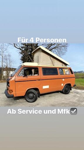 VW Typ 2 Typ2 T3 zu verkaufen 130'000 km 28'900 CHF - kaufen auf carforyou.ch - 1