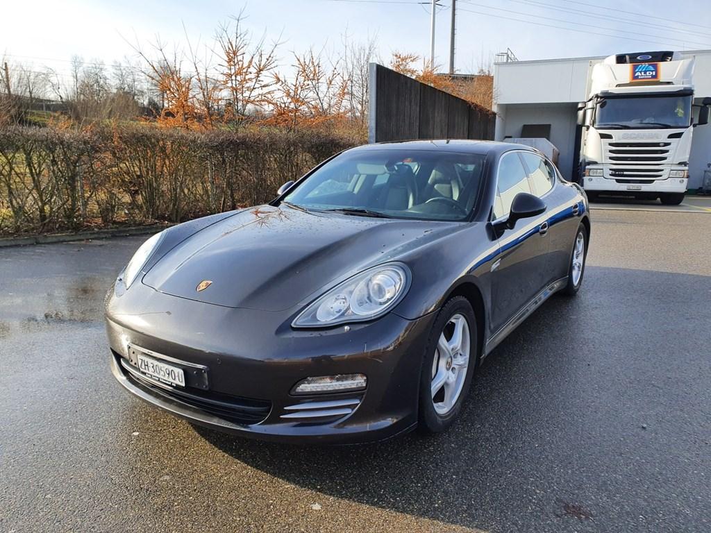 Buy Used Car Sedan Porsche Panamera 4s 4 8 Pdk 208645 Km At 17400 Chf On Carforyou Ch