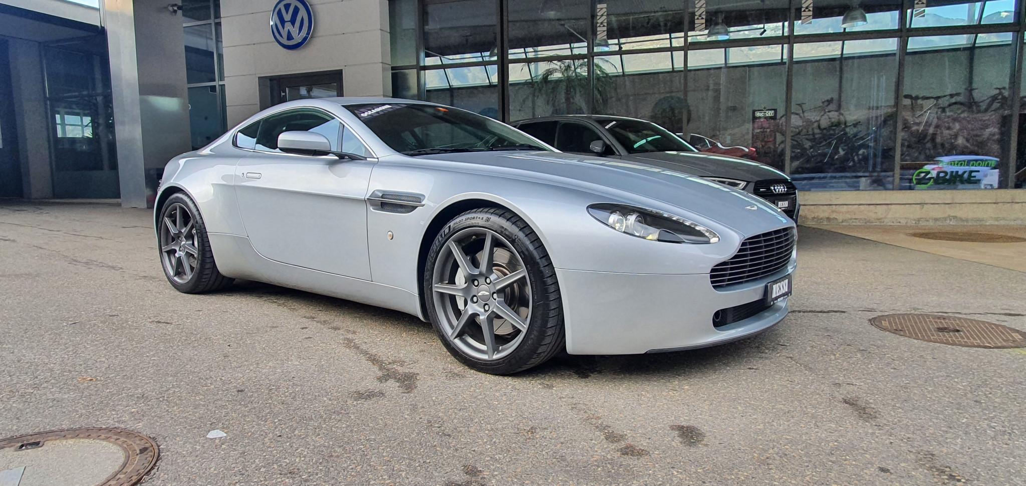 Buy Sports Aston Martin V8 V12 Vantage V8 Vantage Solo Km 27592 30000 Km At 47500 Chf On Carforyou Ch