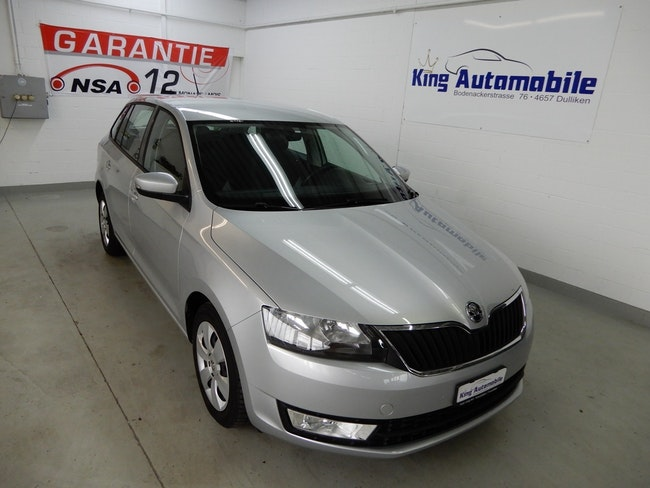 estate Skoda Rapid Spaceback 1.4 TDI Ambition DSG