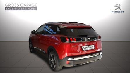 Peugeot 3008 1.2 PureTech Allure 3008 9'771 km CHF38'990 - acheter sur carforyou.ch - 3