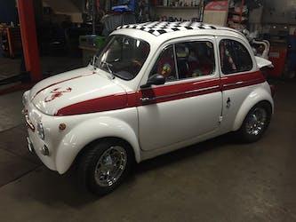 Fiat Abarth 695 6'090 km CHF95'000 - acheter sur carforyou.ch - 3