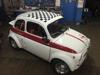 Fiat Abarth 695 6'090 km CHF95'000 - acheter sur carforyou.ch - 2
