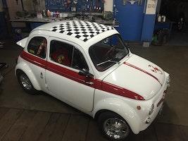 Fiat Abarth 695 6'090 km 95'000 CHF - buy on carforyou.ch - 2