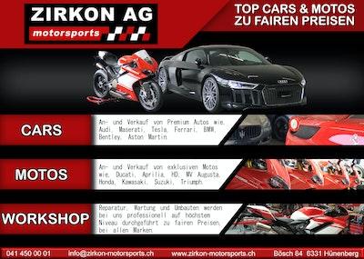 ZIRKON AG motorsports logo