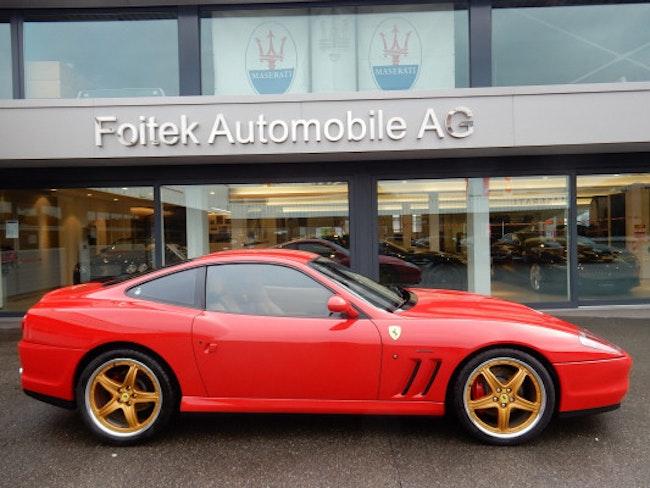 Ferrari 575 M 46'800 km CHF79'800 - acheter sur carforyou.ch - 1