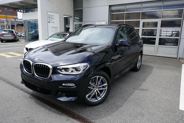 BMW X3 xDrive 30i M Sport 22'600 km 67'200 CHF - kaufen auf carforyou.ch - 1