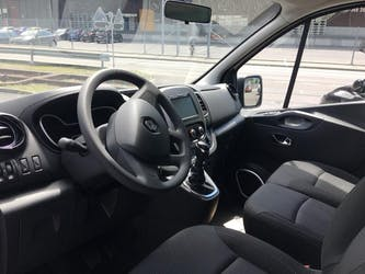 Renault Trafic Passenger GP Zen Blue dCi 120 6'000 km CHF28'900 - acheter sur carforyou.ch - 2