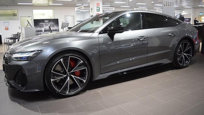 Audi RS7 4.0 V8 TFSI quattro T-Tronic 1 km 121'463 CHF - kaufen auf carforyou.ch - 1