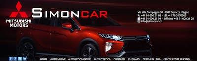 Simon Car logo