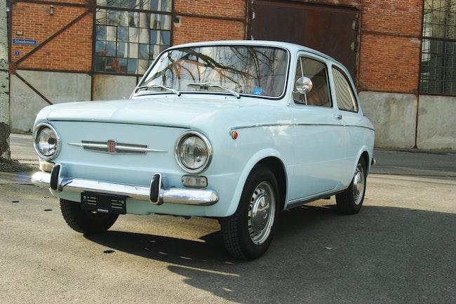 Fiat 850 52'000 km CHF16'900 - buy on carforyou.ch - 1
