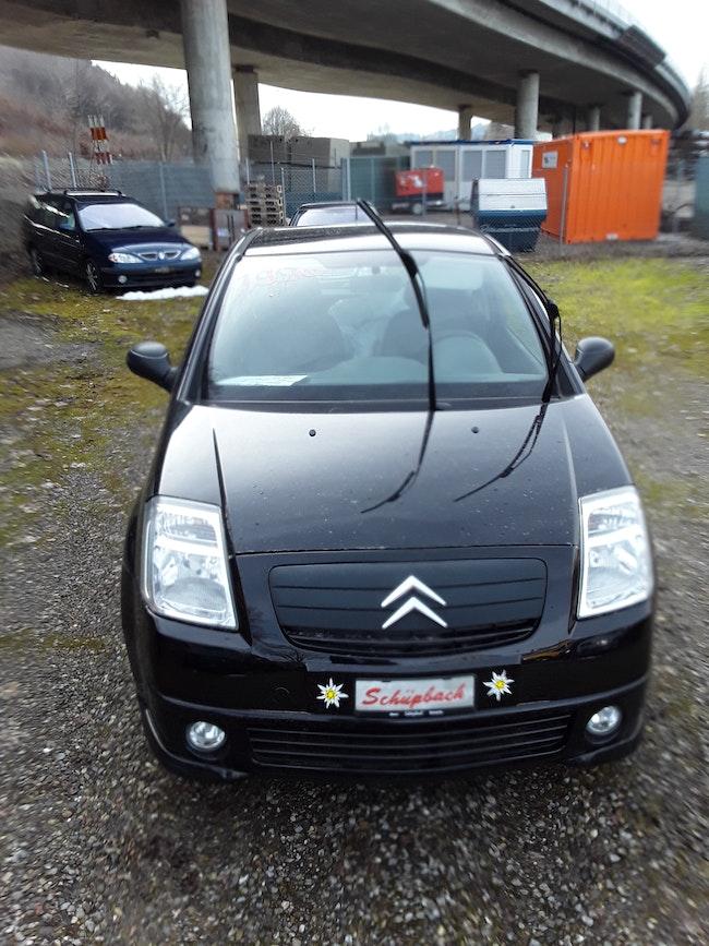 Citroën C2 1.1i Furio 164'700 km CHF1'990 - acquistare su carforyou.ch - 1