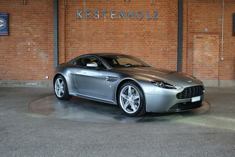 Aston Martin V8/V12 Vantage S V8 Vantage 4.7 S 9'450 km CHF79'900 - kaufen auf carforyou.ch - 1